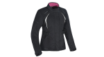 Oxford Dakota 2.0 Ladies Textile Jacket Black White